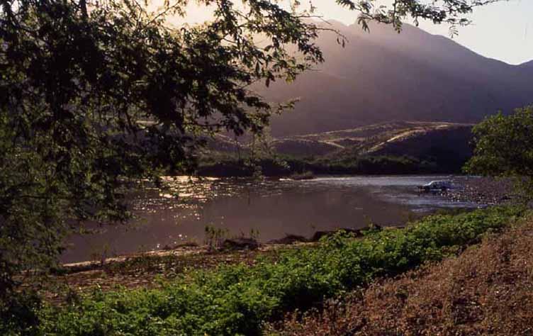 Circuit safari Namibie Kaokoland Marienfluss