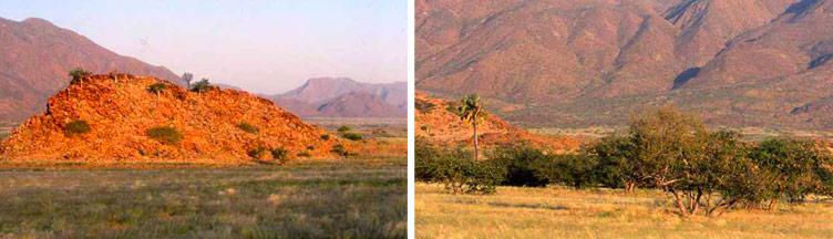 Paysages Namibie Samsara Voyages