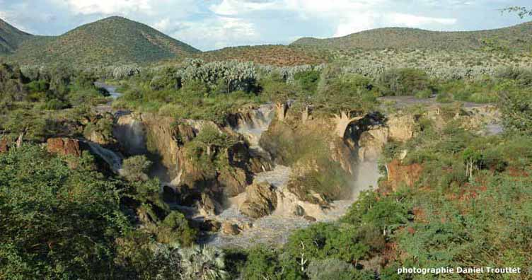 Safari Kaokoland Namibie Epupa Dtrouttet
