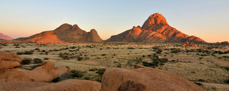 Spitzkopje Namibie Samsara Voyages