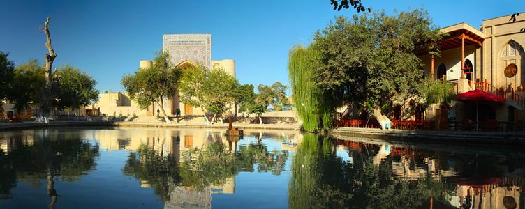 Voyage à Boukhara en Ouzbekistan Samsara