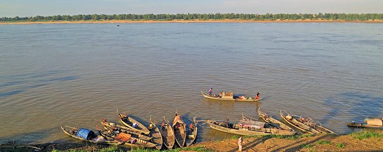 Kratie sur les rives du Mékong au Cambodge Samsara Voyages