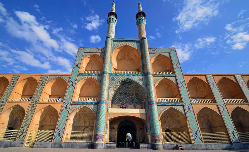 Yazd en Iran circuit Samsara Voyages