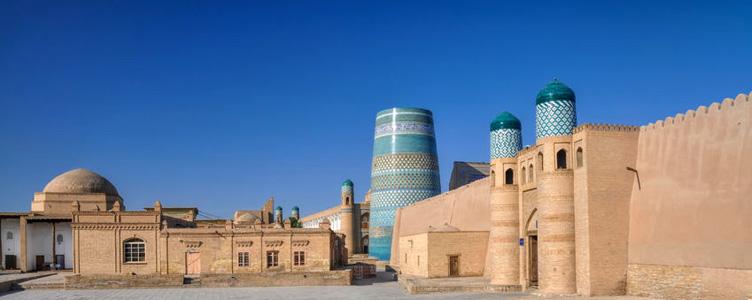 Voyage Kighizie Khiva Ouzbekistan Samsara Voyages