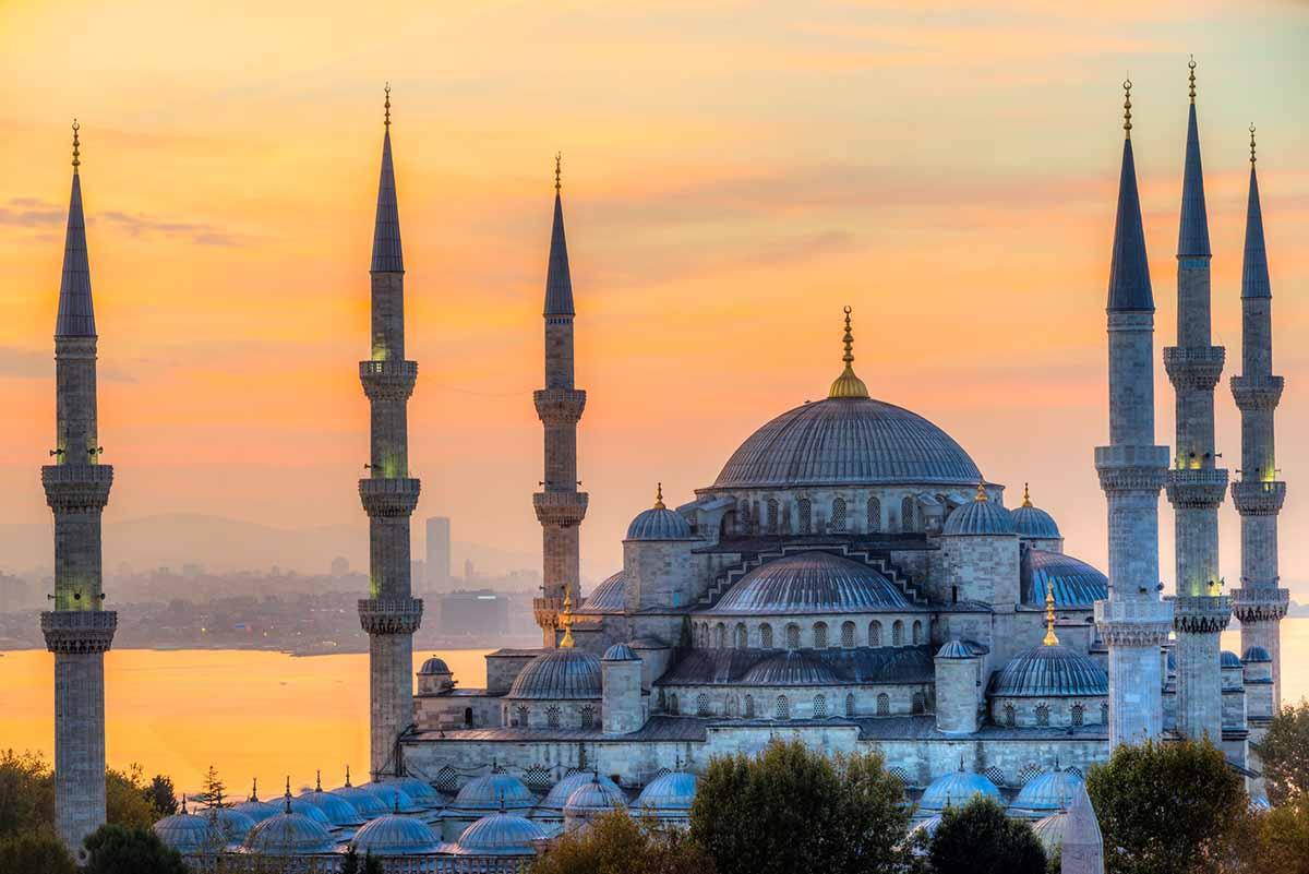 La mosquée bleue à Istanbul en Turquie, Samsara Voyages