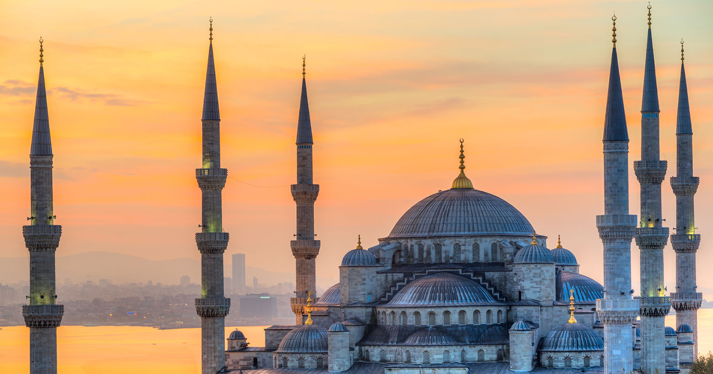 Voyage Turquie et Ouzbekistan Mosquee bleue istanbul