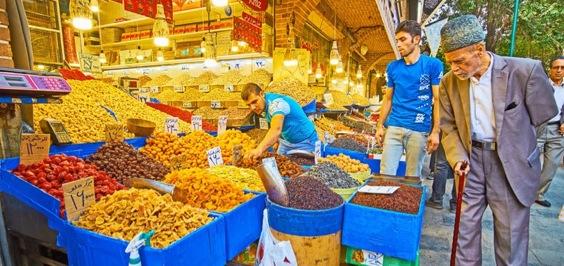Marche de Teheran Circuit Samsara