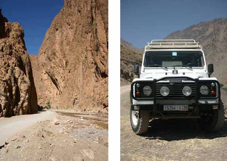 Samsara Voyages Maroc circuit 4x4