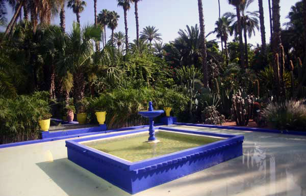 Samsara Voyages Marrakech Majorelle