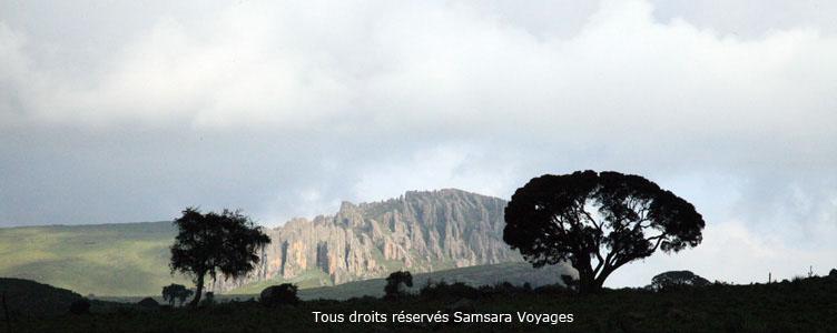 Samsara voyage Ethiopie Monts Balé