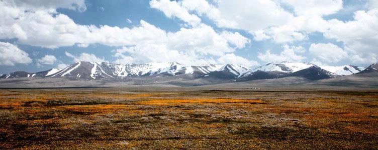 Voyages en Kirghizie à Son Kul samsara