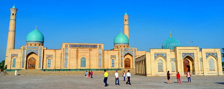 Tachkent en Ouzbekistan Samsara Voyages