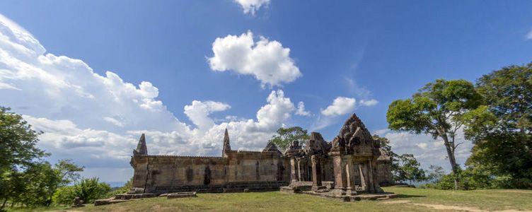 Preah Vihear Circuit cambodge samsara