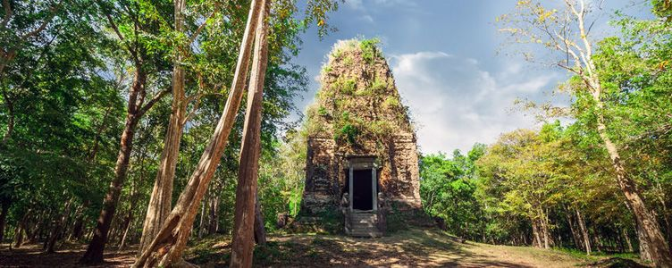 Voyage Cambodge Sambor Prei Samsara