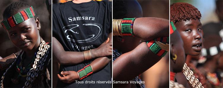 Voyage Ethiopie Village Hammer Omo