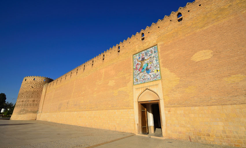 Circuit en Iran Shiraz Samsara Voyage
