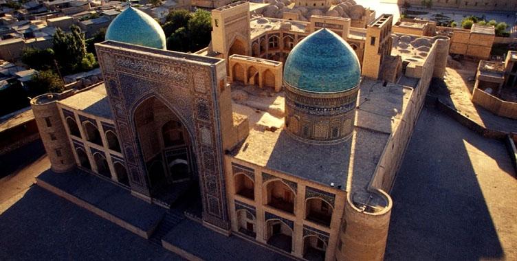 Circuit en Ouzbekistan à boukhara