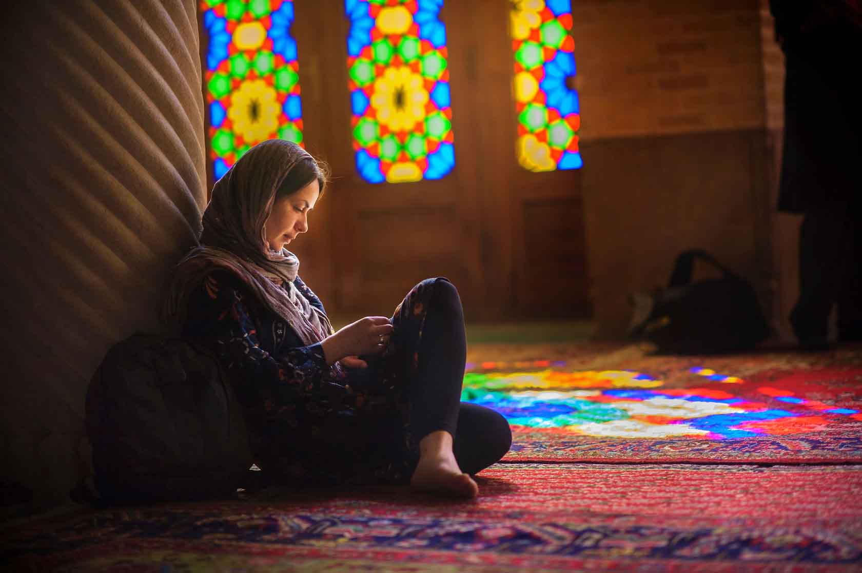 Voyage en Iran avec Samsara