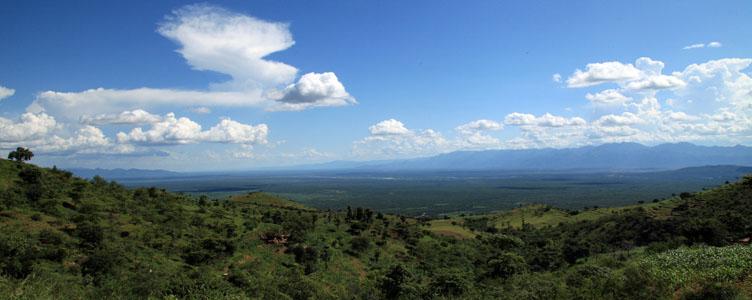 Panorama Omo Ehiopie