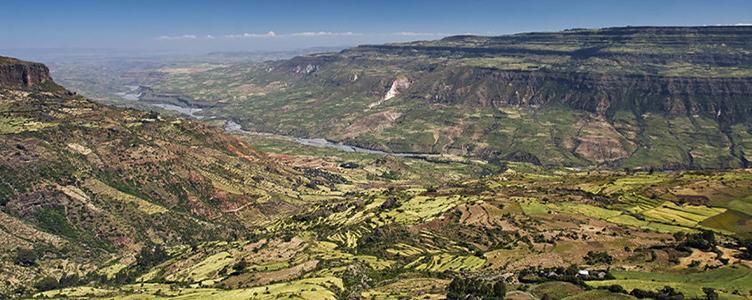 Plateau Shewan Bahir Dar Samsara Voyages