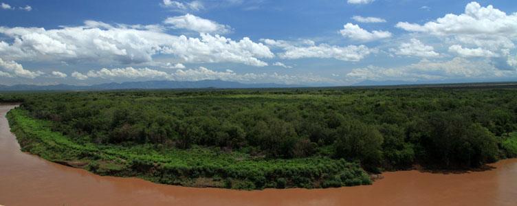 rivière Omo Samsara Ethiopie