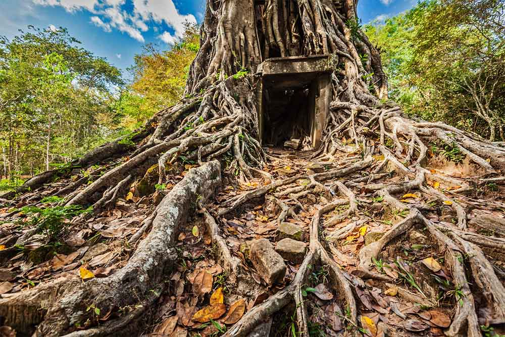 Sambor Prei Kuk au Cambodge Samsara Voyages