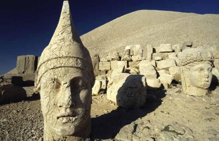 La turquie orientale nemrut dagi samsara voyages