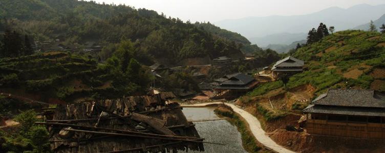 Cicuit Chine Village au Pays Miao