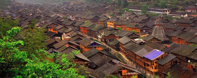 Le village typique de Zhaoxing Samsara Voyages