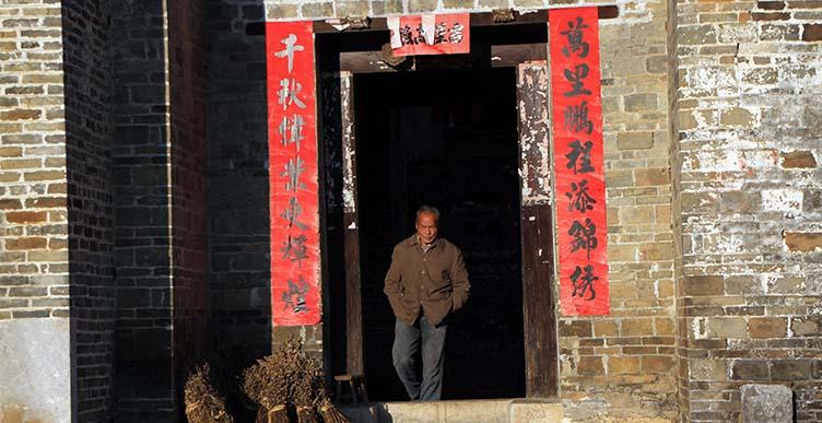 Dans la campagne chinoise samsara voyages