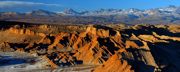 Vallée Lune Atacama Samsara voyages