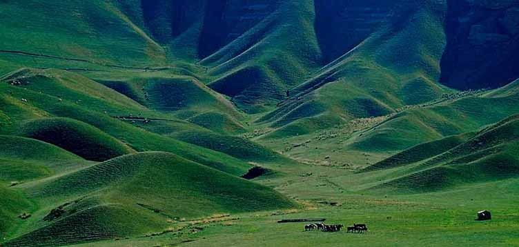 Voyage aventure Kirghizie Jailoo