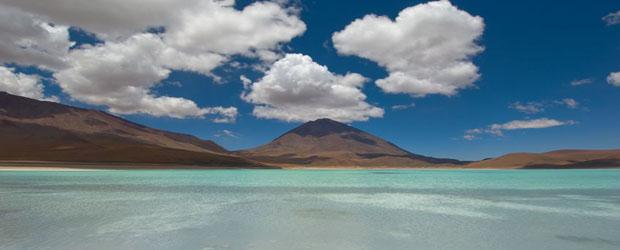 Circuit Bolivie Chili Laguna Verde paysage Amérique latine