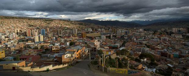 Voyage Amérique latine Bolivie la Paz