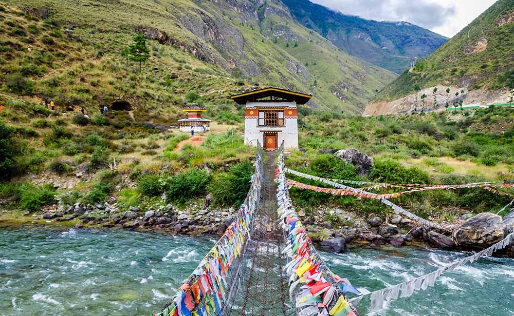 Circuit au Bhoutan avec Samsara Voyages