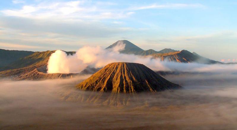 Le mont Bromo en Indonésie, samsara voyages
