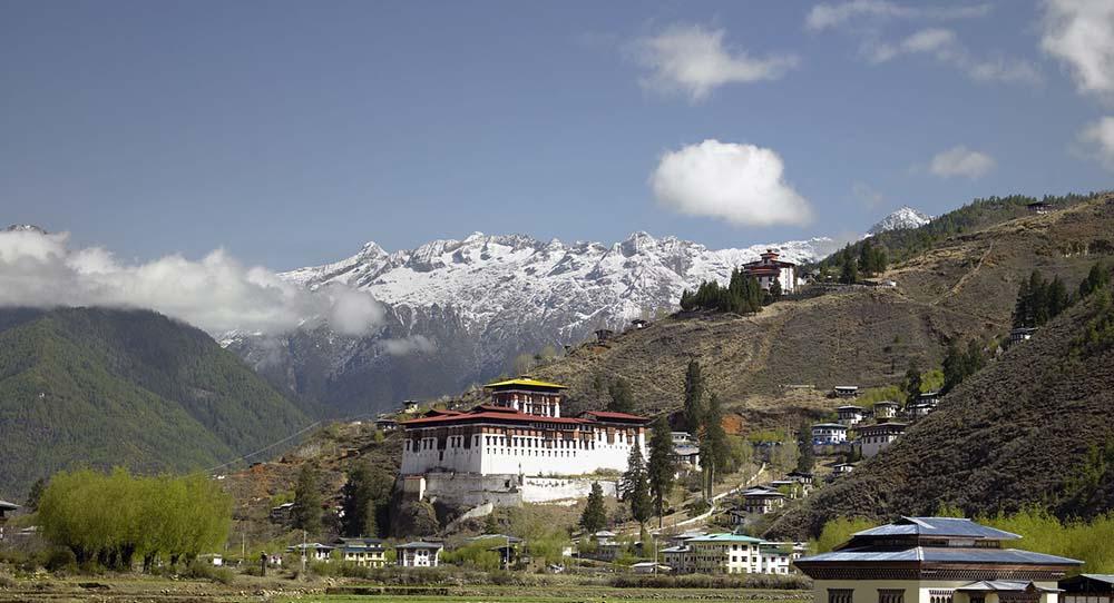 Voyage au bhoutan avec Samsara