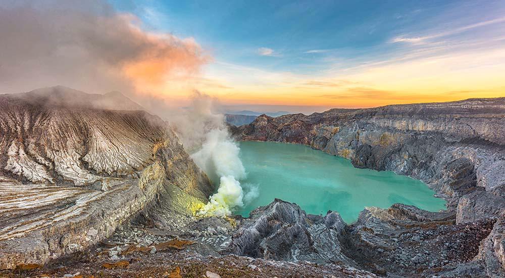 Kawah Ijen en Indonesie, Samsara Voyage