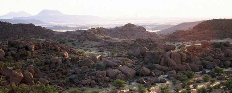 Circuit Namibie Damaraland
