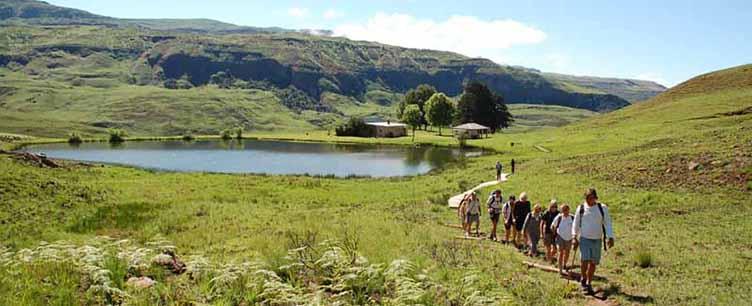 Randonnées Afrique du Sud Drakensberg