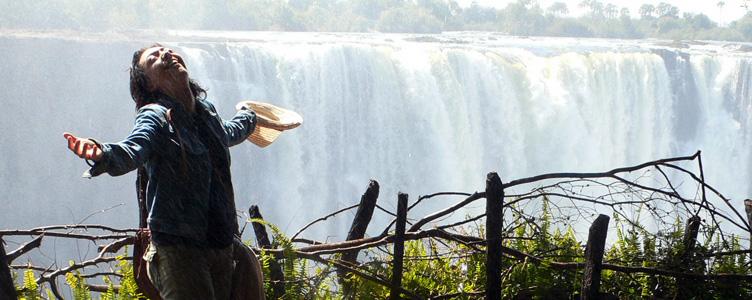 Voyage chutes Victoria circuit Afrique