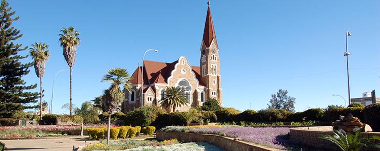 Circuit Afrique Namibie Windhoek
