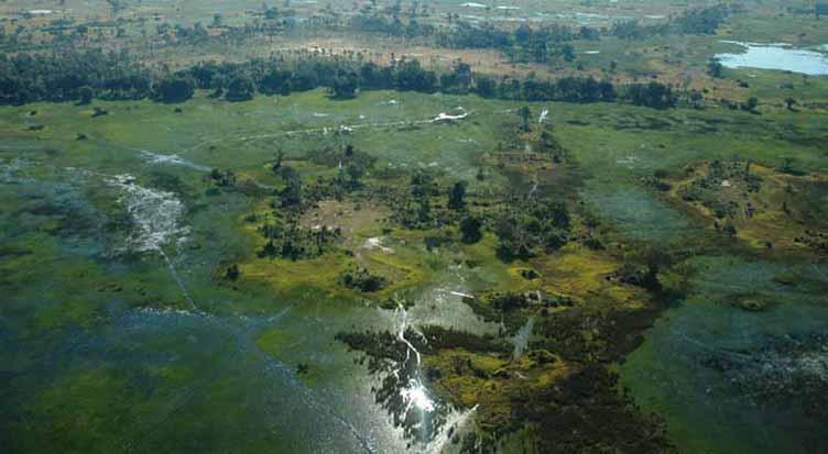 Circuit Botswana hors sentiers battus Okavango