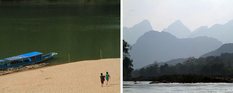 Circuit Laos Nam-ou Samsara Voyages
