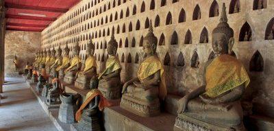 Circuit Laos Vientiane bouddha