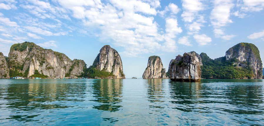 Baie de Halong au Vietnam