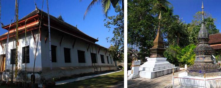 Luang Prabang temples bouddhistes circuit Laos