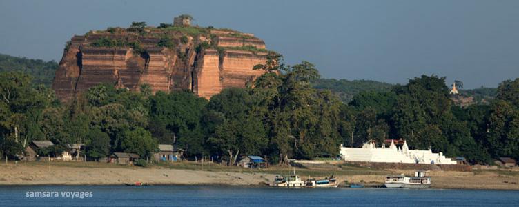 Mingun circuit Myanmar Samsara
