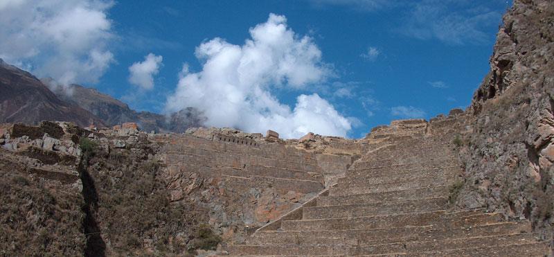 Samsara voyages Ollantaytambo