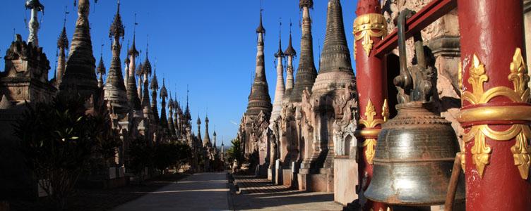 Temple circuit Myanmar Samsara Voyages